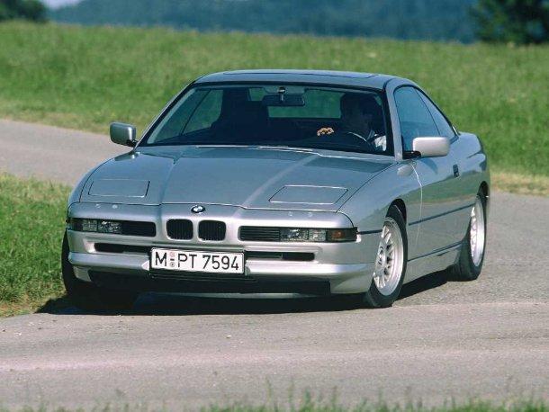 25 Jahre BMW 8er Coupé