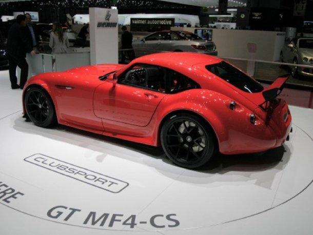 Wiesmann GT MF4-CS
