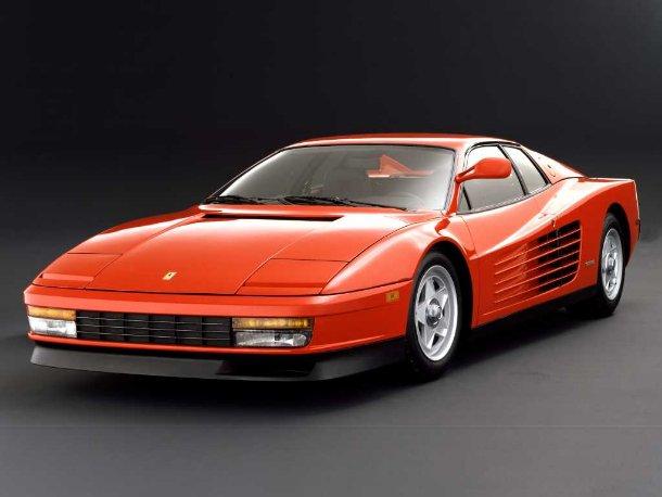 30 Jahre Ferrari Testarossa