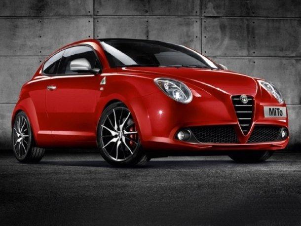 Alfa Romeo MiTo Quadrifoglio Verde 101