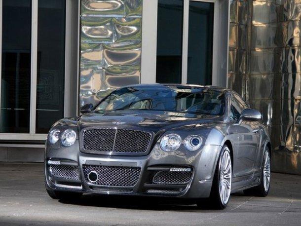 Anderson Bentley GT Speed Elegance Edition