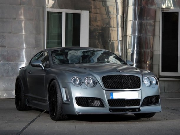 Anderson Bentley GT Supersports Edition