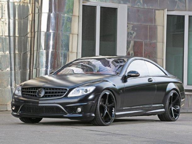 Anderson Mercedes-Benz CL 65 Black Edition