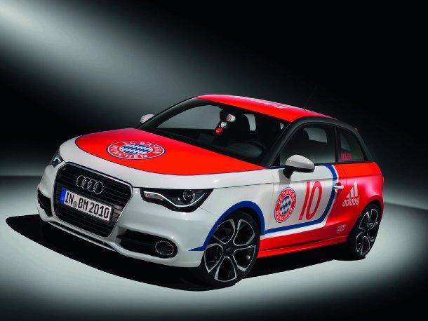 Audi am Wörthersee