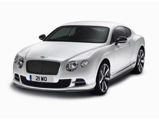 Bentley Continental GT Mulliner Styling