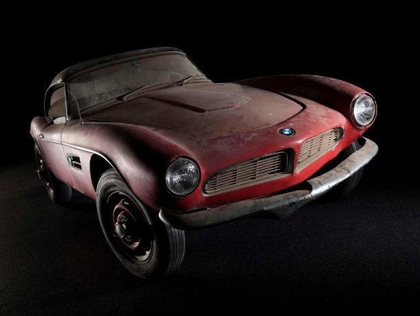 BMW 507 von Elvis Presley