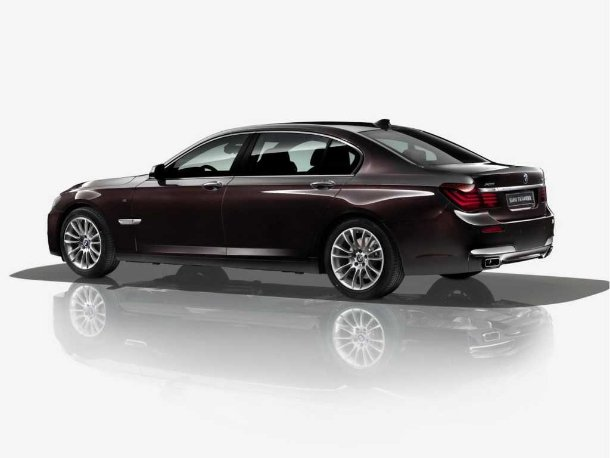 BMW 740 Li xDrive Pferde Edition