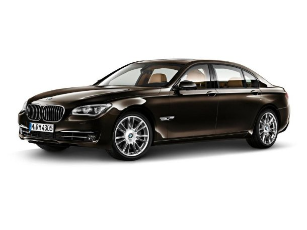 BMW 7er Individual Final Edition