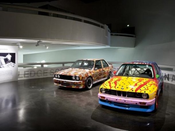 BMW Art Cars