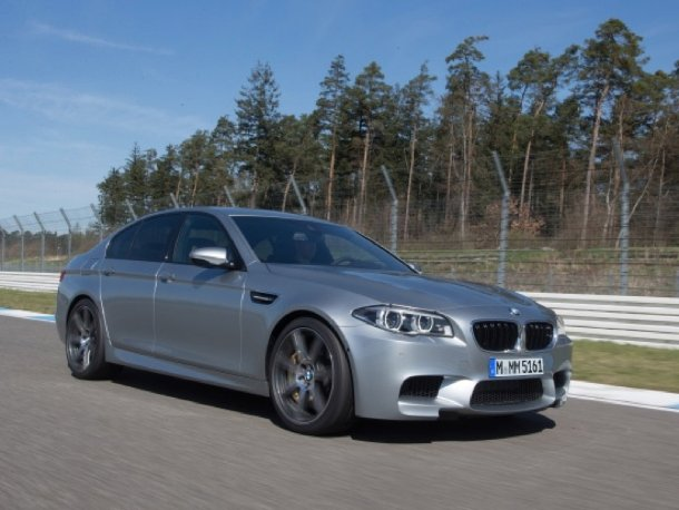 BMW M5 Competition Paket