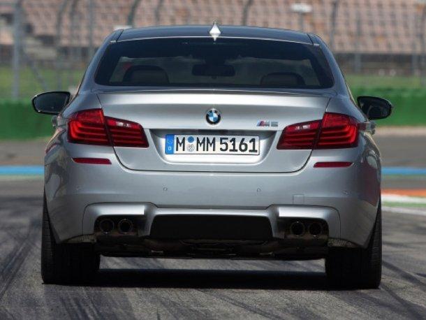 BMW M5 Competition Paket