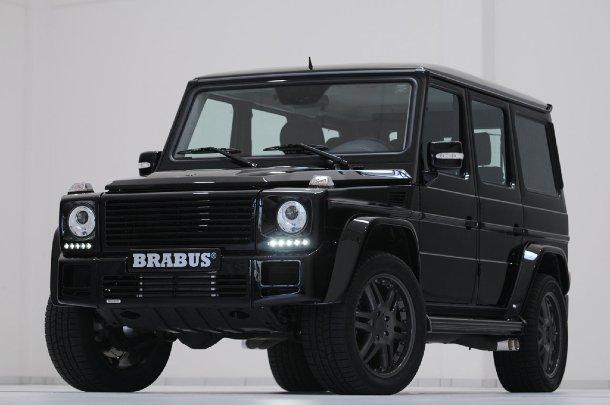 Brabus G V12 S