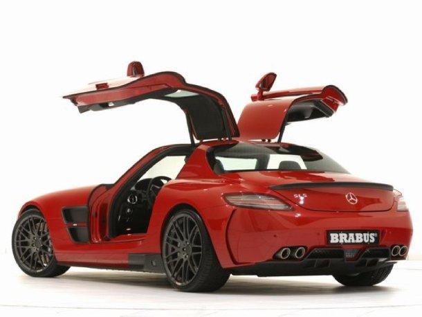 Brabus SLS Widestar
