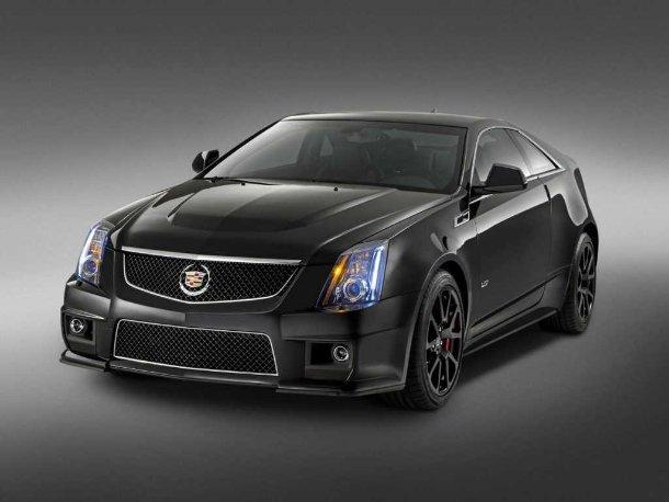 Cadillac CTS-V Coupé SE
