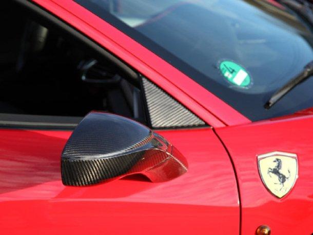 Ferrari 458 Italia Karbon-Aussenspiegel
