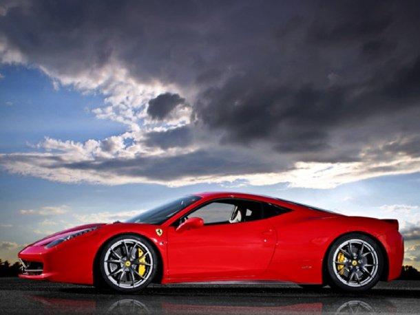 Ferrari 458 Italia von Capristo Exhaust Systems