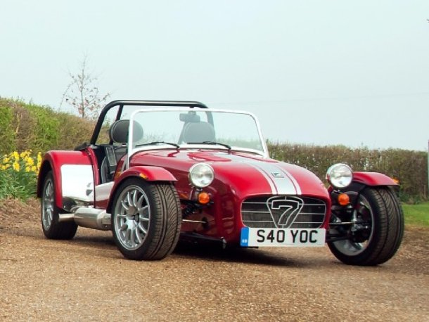 Caterham Seven Limited Edition