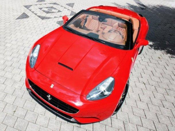 CDC Ferrari California
