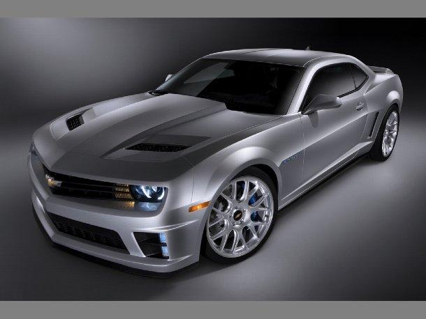 Chevrolet Camaro für Showstar Jay Leno
