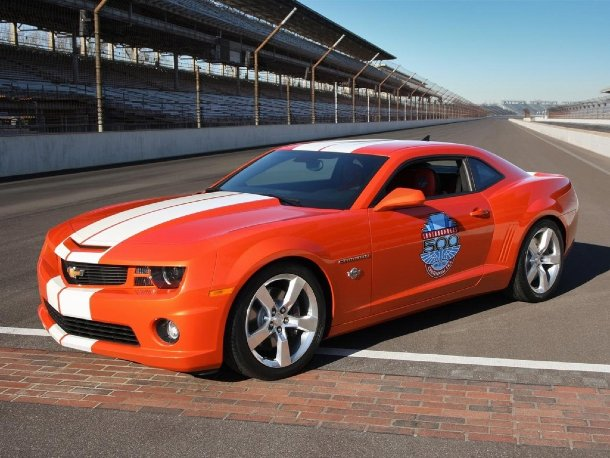 Chevrolet Camaro Indy 500 Pace Car