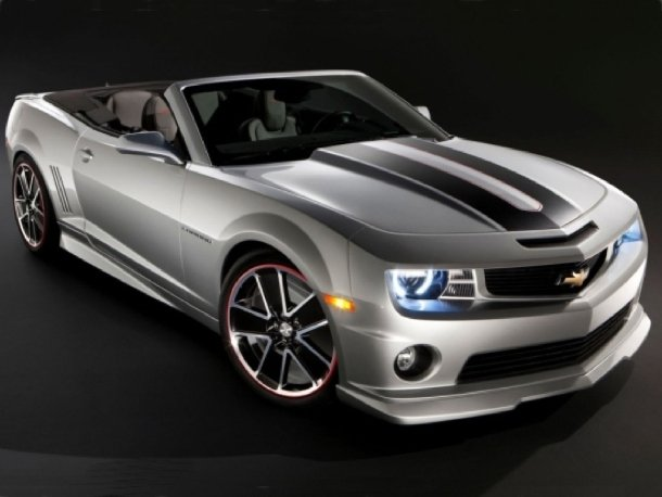 Chevrolet Camaro Synergy Series Concept