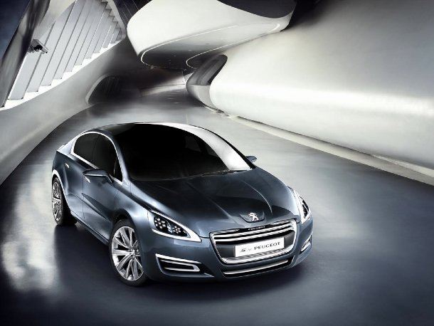 Conceptcar 5 by Peugeot