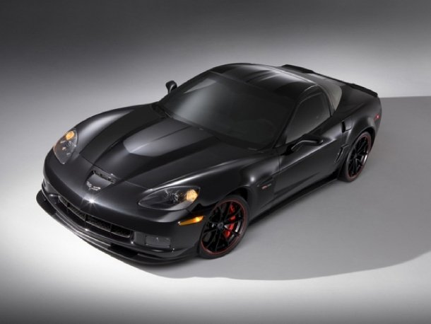 Corvette Centennial Edition