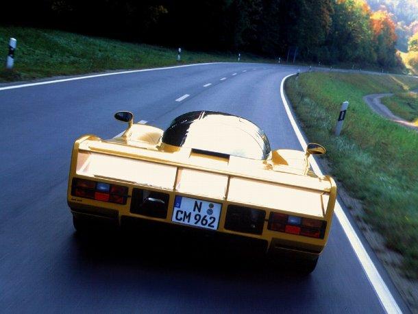 Dauer 962 Le Mans