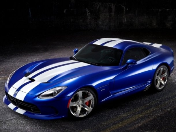Dodge SRT Viper GTS Launch Edition