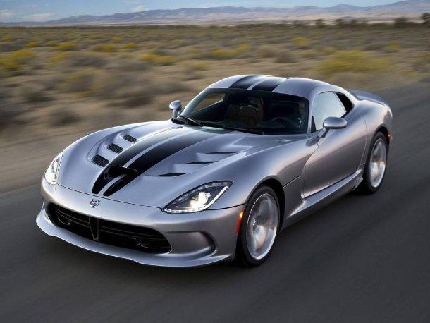 Dodge Viper Modelljahr 2015
