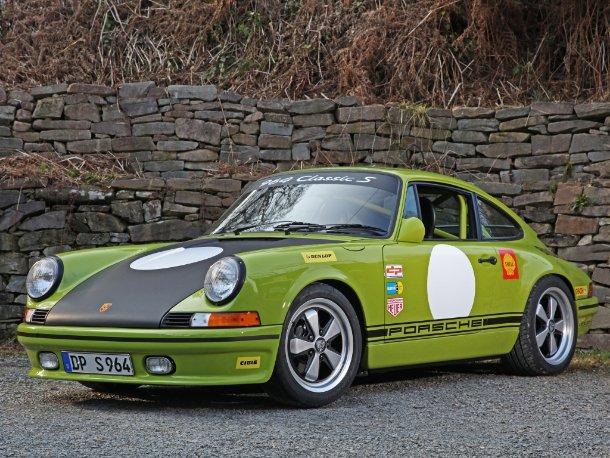 dp Motorsport 964 Classic S