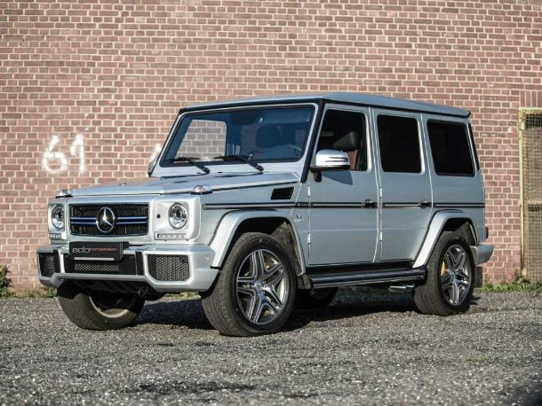 Edo Competition G 63 AMG