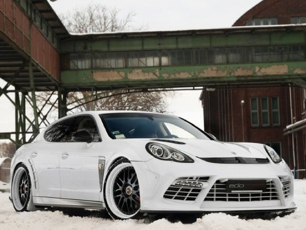Edo Competition Panamera Moby Dick