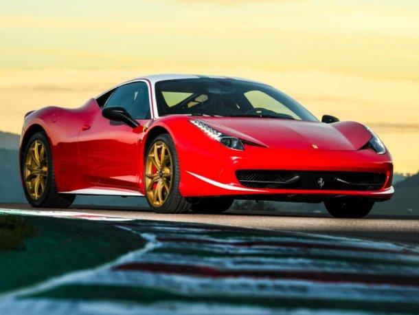 Ferrari 458 Italia Tailor Made