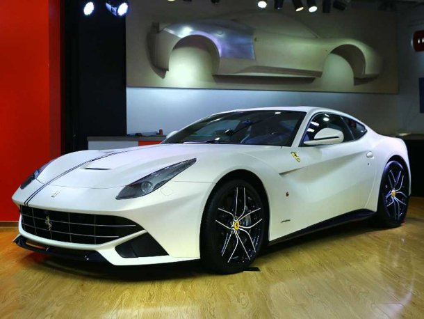 Ferrari F12berlinetta Polo Edition