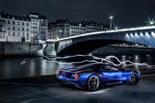 Ford GT Straßenversion