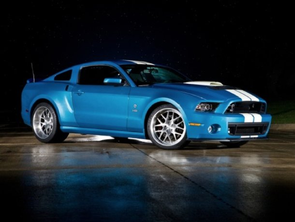 Ford Shelby GT500 Cobra