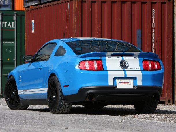 GeigerCars Shelby Mustang GT500