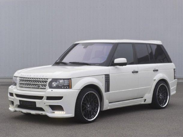 Hamann Range Rover Supercharged