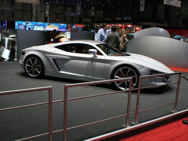 Hispano Suiza Gran Turismo