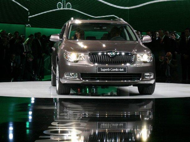 IAA 2009 - Volkswagen Group