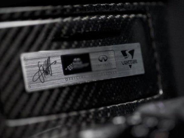 Infiniti FX by Sebastian Vettel