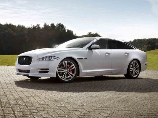 Jaguar XJ Supercharged