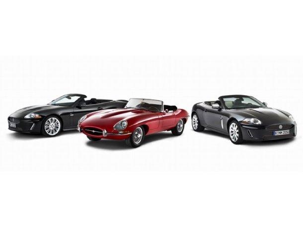 Jaguar XK Grace & XKR Pace