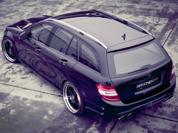 Kicherer C 63 AMG T Supersport