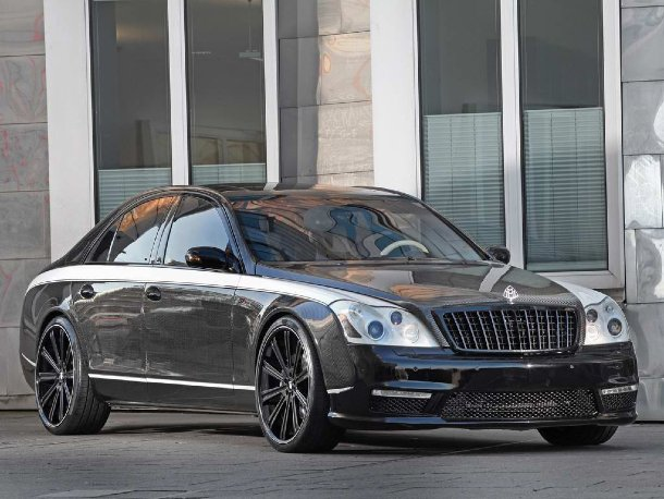 Knight Luxury Sir Maybach