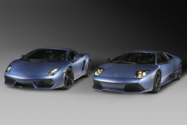 Lamborghini Ad Personam 2009