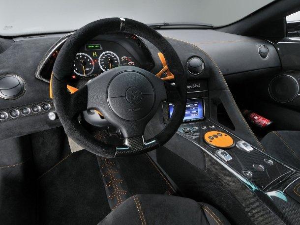 Lamborghini Murciélago LP670-4 SV China Limited Edition