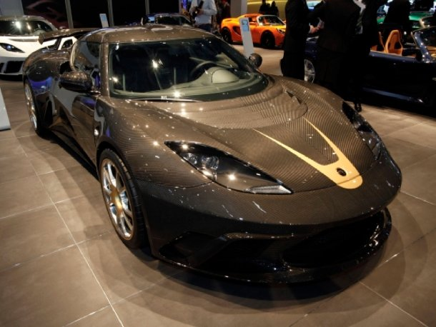 Lotus Evora GTE F1 Limited Edition