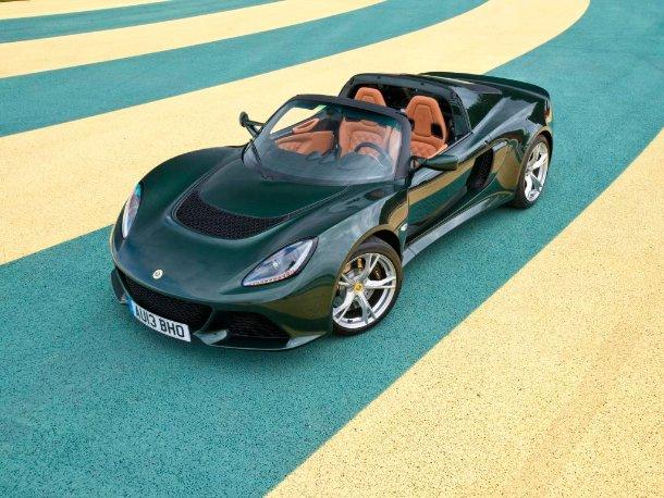Lotus Exige S Roadster Automatik